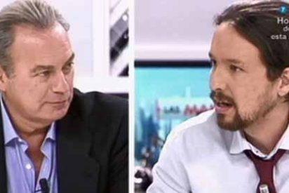 Pablo Iglesias rechaza a Bertín Osborne por cobardía, rencor y soberbia