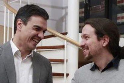 El diario 'El País' afirma que las propuestas de Pablo Iglesias a Pedro Sánchez son impresentables