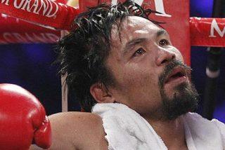 """El boxeador Manny Pacquiao la lía al afirmar que los """"homosexuales son peores que los animales"""""""