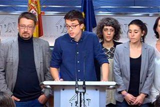 Un coro de podemitas atufados: Podemos abandona su negociación con el PSOE