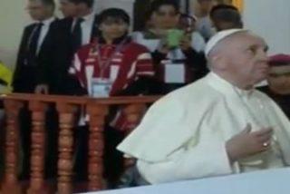 'Tatic', el obispo de los indios rehabilitado por Francisco