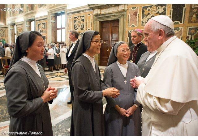 Las 700 religiosas salesianas de España se unirán en una sola provincia