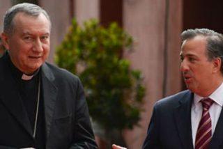 """Parolin insta a la Iglesia mexicana a """"alzar la voz"""" contra la corrupción, la violencia o el narcotráfico"""