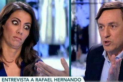 A Rafael Hernando le toca ir a dar la cara por Esperanza Aguirre y Ana Pastor se la parte