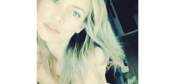 """Patricia Conde cuelga una foto desnuda en Instagram: """"Me he equivocado"""""""