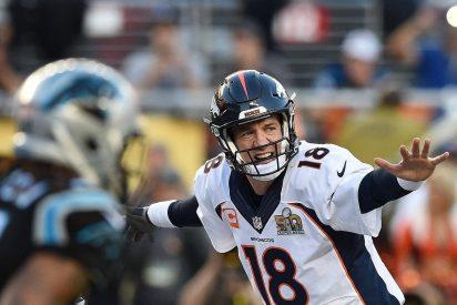 La defensa da la Super Bowl a los Broncos y eleva a Manning a la categoría de 'quarterback' legendario