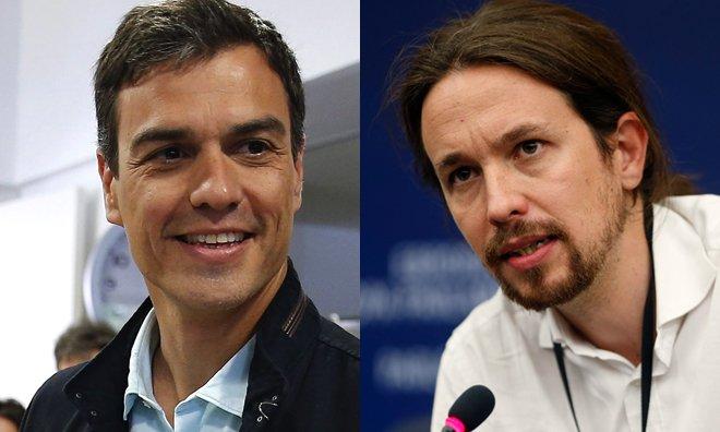 Pablo Iglesias se mosquea y manda un aviso a Pedro Sánchez sobre un pacto con Ciudadanos