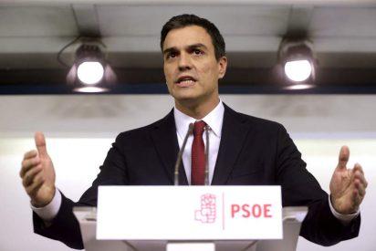 Pedro Sánchez intenta hoy el más difícil todavía: Un 'sí' de Ciudadanos y la abstención de Podemos