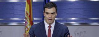 La mitad de la militancia socialista le hace una pedorreta a Sánchez y pasa de votar el acuerdo con Ciudadanos