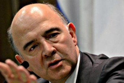 """Pierre Moscovici: """"España deberá introducir nuevos ajustes sea cual sea el nuevo Gobierno"""""""