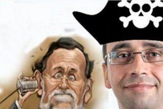 ¡Este es el portavoz de Justicia de Podemos!: el abogado de los piratas 'on line'