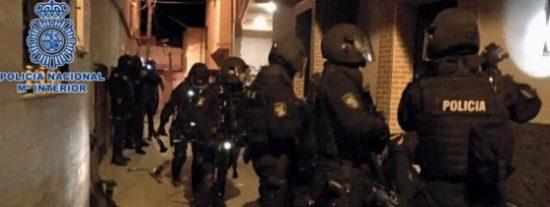 Detenidas 6 personas en Alicante, Valencia y Ceuta por su presunta relación con las organizaciones terroristas Daesh y Jabhat al Nusra