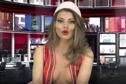 Las presentadoras de TV que se desnudan para levantar la audiencia