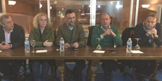 PP de Badajoz muestra su apoyo a los trabajadores de Aguablanca para la continuidad de la explotación de la mina