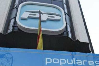Registran la sede del PP de Madrid por sospechas de financiación irregular del partido