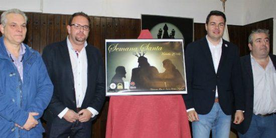 La Junta de Cofradías de Mérida presenta el cartel de la Semana Santa