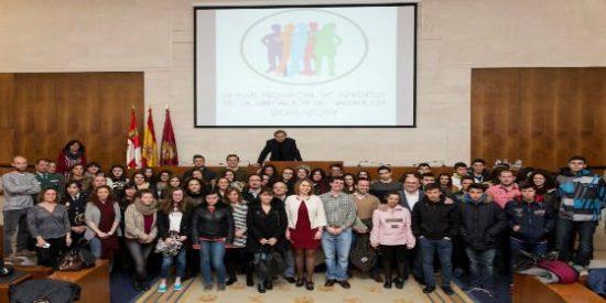 La Diputación de Valladolid a los jóvenes de la Provincia los contenidos del IV Plan de Juventud 2016 – 2019