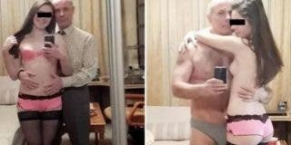 Las 'fotos hot' que dejan 'colgados' al pícaro profesor y a su alumna sexy