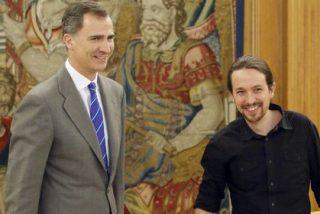 """Pablo Iglesias: """"Estamos dispuestos a hacer presidente a Sánchez y es él quien tiene que elegir"""""""