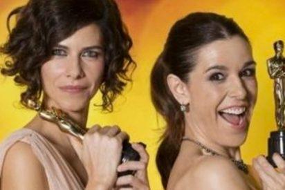 La risa de Raquel Sánchez Silva, protagonista de la retransmisión de Los Oscar