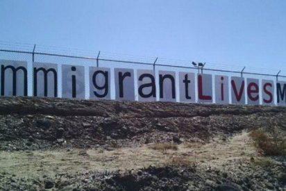 Piden al papa que hable de migración en la valla fronteriza