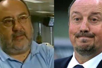 """Relaño se enfada con Benítez por 'rajar' contra Florentino: """"Tiene razón, pero es poco gallardo decirlo ahora"""""""