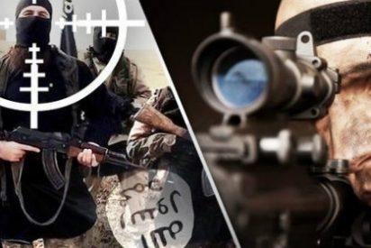 El francotirador del SAS le vuela la cabeza a un comandante del ISIS que enseñaba a decapitar
