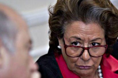 """El SMS de Rita Barberá a los del PP: """"Recordad por qué estáis ahí... Cuidadito con lo que decís"""""""