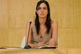 La 'despelotada' Rita Maestre pone a caldo a Ciudadanos por sacarle las vergüenzas