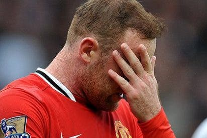 Rooney, dos meses fuera de los terrenos de juego