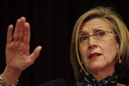 Rosa Díez se da de baja en UPyD con el deseo de que el partido que fundó claudique y deje de sufrir