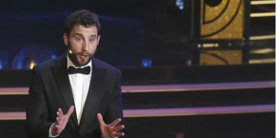 """El 'chulito' Dani Rovira vuelve a explotar: """"¡No me mereció la pena presentar los Goya!"""""""