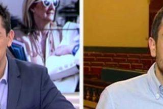 ¿Es presentable la entrevista de colegueo entre Ruiz y el podemita Espinar?