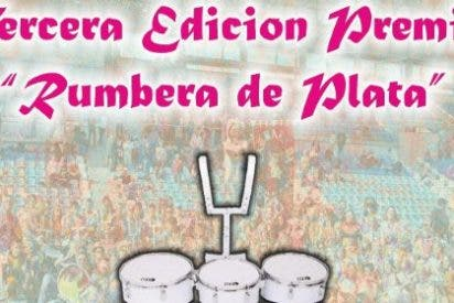 """La Peña Carnavalera del Club Deportivo Badajoz """"El Chirigallo"""" convoca la """"Tercera Edición Premio Rumbera de Plata"""""""