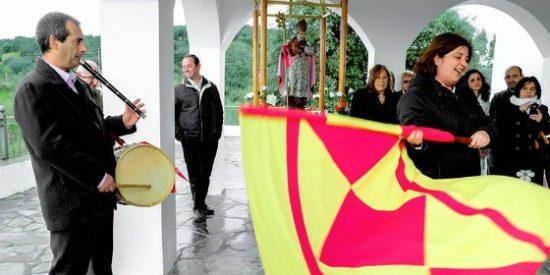 La localidad cacereña de Casillas de Coria celebra sus fiestas de San Blas
