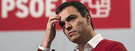 ¡Sálvese quien pueda!: 9.000 militantes plantan a Pedro Sánchez