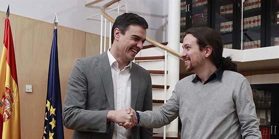 """Iglesias cree que Sánchez """"prefiere"""" un gobierno con Podemos y promete ser """"leal"""""""