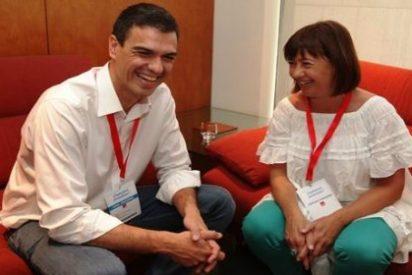 'Pulgarcita' Armengol quiere que Sánchez y Rivera hagan buenas migas con Podemos