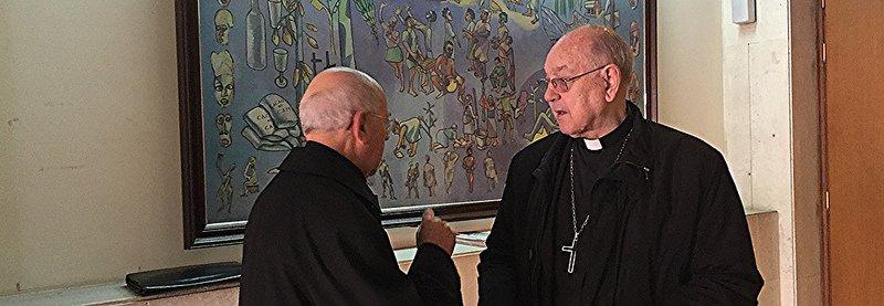 """El presidente del episcopado, """"perplejo"""", ante la situación política actual"""