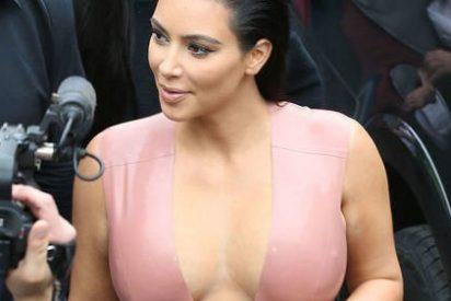 Los dos secretos más voluminosos y mejor guardados de Kim Kardashian