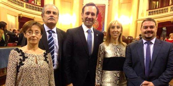Las curiosas propiedades declaradas por los nuevos senadores de Baleares