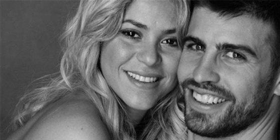 Shakira y Piqué lo hacen todo juntos... incluso cumplir años