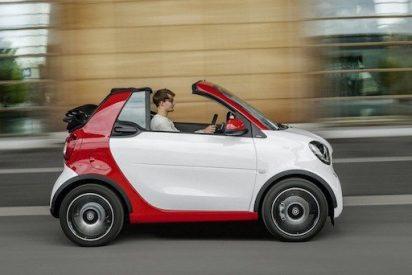 A partir de este año todos los coches Smart serán eléctricos