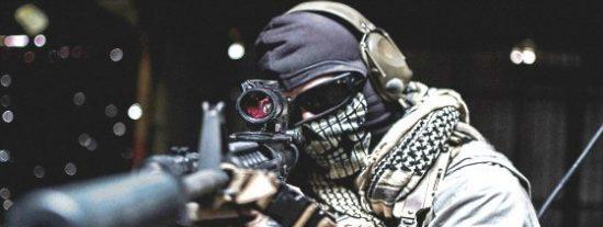 El francotirador del ISIS revienta la cabeza al parlanchín 'peshmerga'