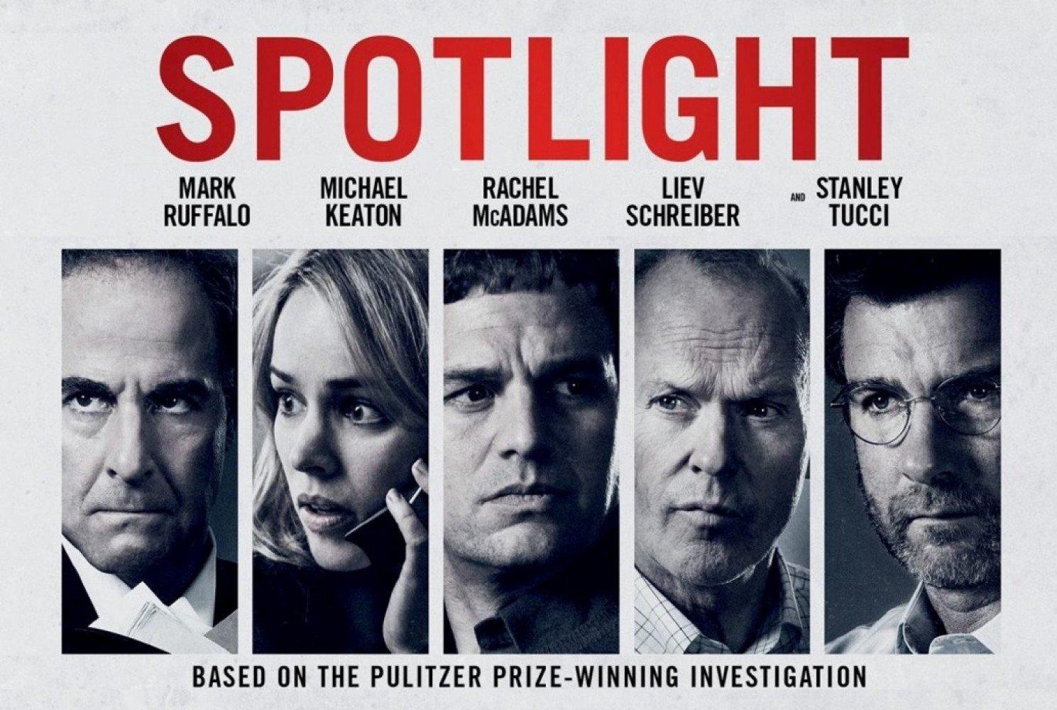 """L'Osservatore Romano califica Spotlight como """"un filme emocionante, y no es anticatólico"""""""