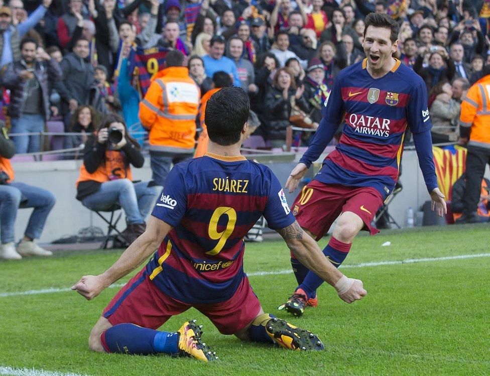 Magia en el Camp Nou: la pegada y el arte de Messi y Luis Suárez acaba en goleada (6-1)