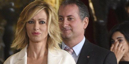 """Así es el marido de Susanna Griso, Carles Torras, """"un culé en Madrid"""""""