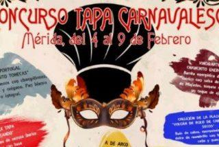 Sambasalmón gana el premio a la Tapa Carnavalesca