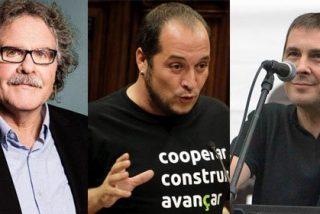 """Carlos Herrera: """"El cretino de Tardá, David Fernández 'Sandalio' y Otegi son la fotografía del grupo más siniestro"""""""