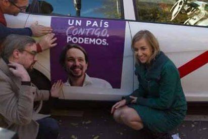 Iglesias y los 40 podemitas: no perdonan los 3.000 euros en taxis